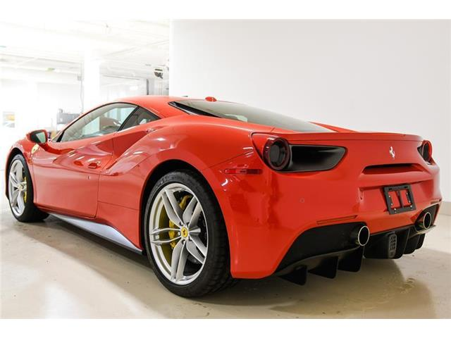 2019 Ferrari 488 GTB Base (Stk: UC1486) in Calgary - Image 2 of 19