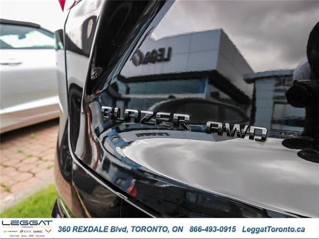 2019 Chevrolet Blazer RS (Stk: 637866) in Etobicoke - Image 14 of 22