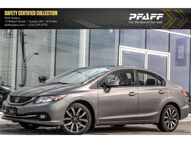 2013 Honda Civic Touring (Stk: S00238A) in Guelph - Image 1 of 22