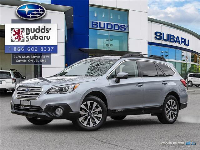2017 Subaru Outback 2.5i Limited (Stk: O17202R) in Oakville - Image 1 of 27