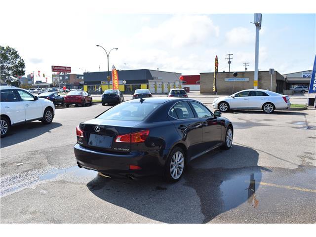 2009 Lexus IS 250 Base (Stk: PP464) in Saskatoon - Image 5 of 19