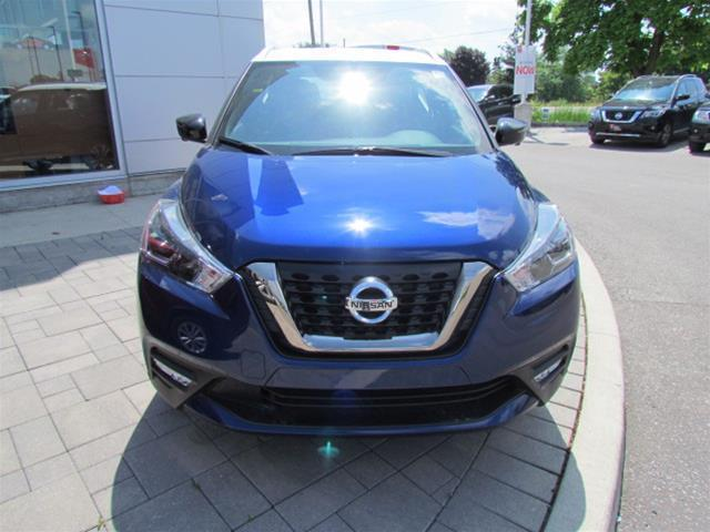 2019 Nissan Kicks SR (Stk: 19C039) in Stouffville - Image 1 of 5