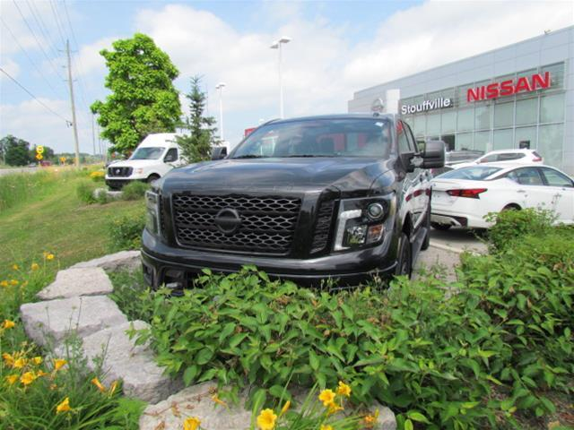 2019 Nissan Titan SL Midnight Edition (Stk: 19T001) in Stouffville - Image 1 of 5