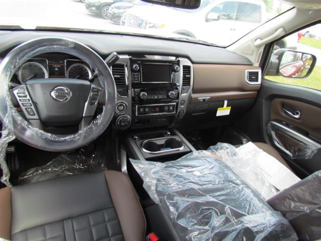 2019 Nissan Titan Platinum (Stk: 19T004) in Stouffville - Image 4 of 4