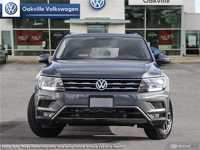2019 Volkswagen Tiguan Comfortline (Stk: 21467) in Oakville - Image 2 of 23