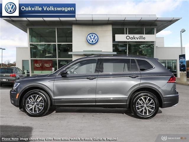 2019 Volkswagen Tiguan Comfortline (Stk: 21467) in Oakville - Image 3 of 23