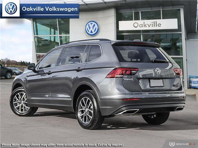 2019 Volkswagen Tiguan Comfortline (Stk: 21467) in Oakville - Image 4 of 23
