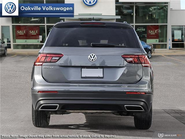 2019 Volkswagen Tiguan Comfortline (Stk: 21467) in Oakville - Image 5 of 23