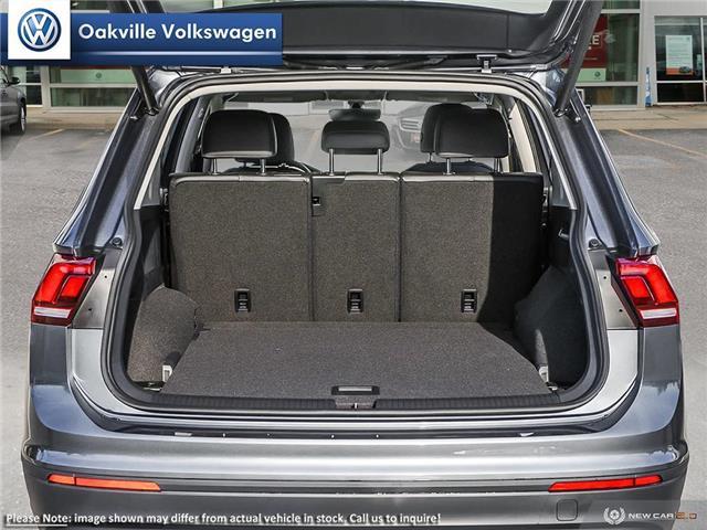 2019 Volkswagen Tiguan Comfortline (Stk: 21467) in Oakville - Image 7 of 23