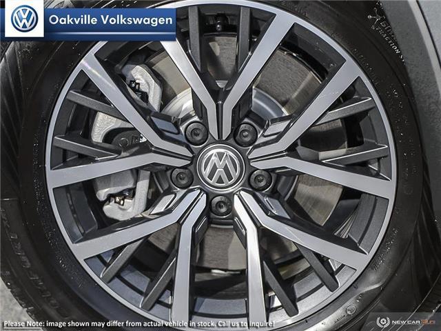 2019 Volkswagen Tiguan Comfortline (Stk: 21467) in Oakville - Image 8 of 23