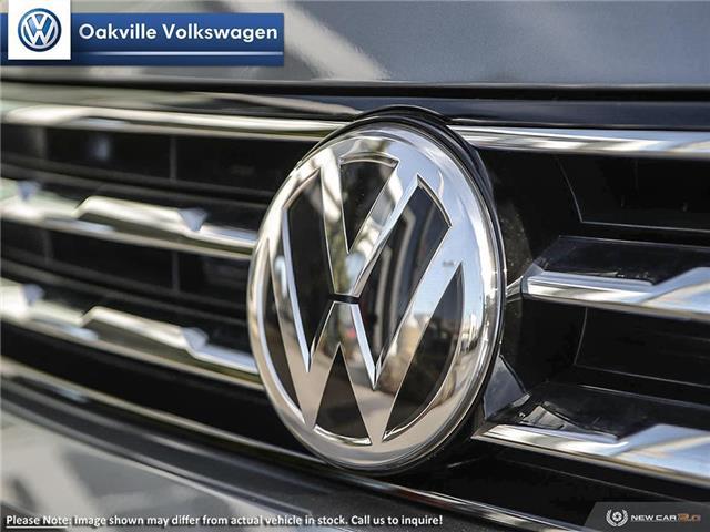 2019 Volkswagen Tiguan Comfortline (Stk: 21467) in Oakville - Image 9 of 23
