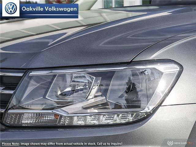 2019 Volkswagen Tiguan Comfortline (Stk: 21467) in Oakville - Image 10 of 23