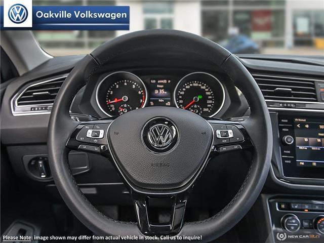 2019 Volkswagen Tiguan Comfortline (Stk: 21467) in Oakville - Image 13 of 23