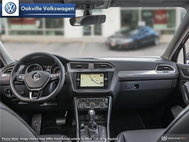 2019 Volkswagen Tiguan Comfortline (Stk: 21467) in Oakville - Image 22 of 23