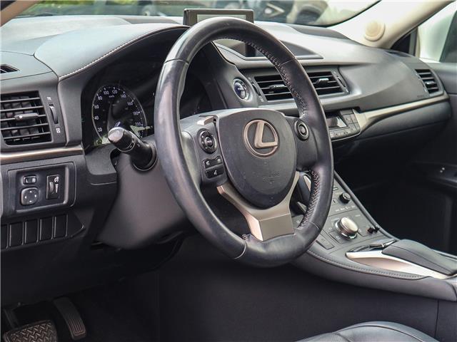 2015 Lexus CT 200h Base (Stk: 12299G) in Richmond Hill - Image 8 of 23