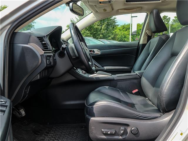 2015 Lexus CT 200h Base (Stk: 12299G) in Richmond Hill - Image 9 of 23
