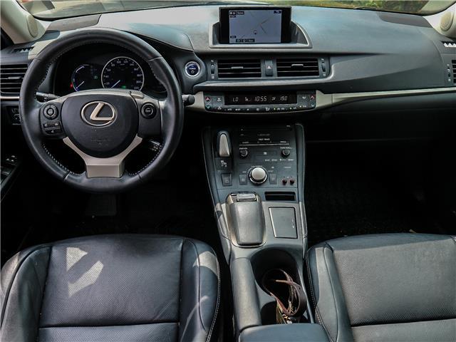 2015 Lexus CT 200h Base (Stk: 12299G) in Richmond Hill - Image 13 of 23