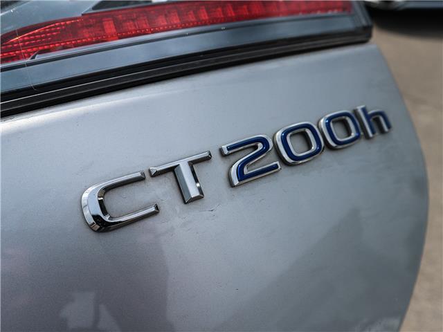 2015 Lexus CT 200h Base (Stk: 12299G) in Richmond Hill - Image 17 of 23