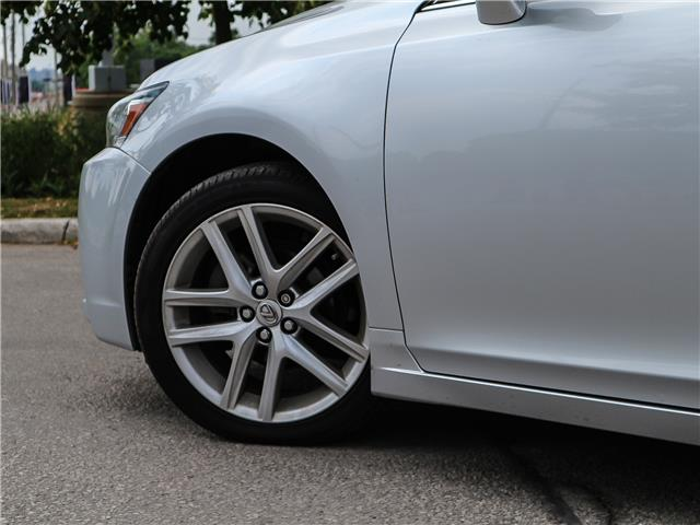 2015 Lexus CT 200h Base (Stk: 12299G) in Richmond Hill - Image 20 of 23