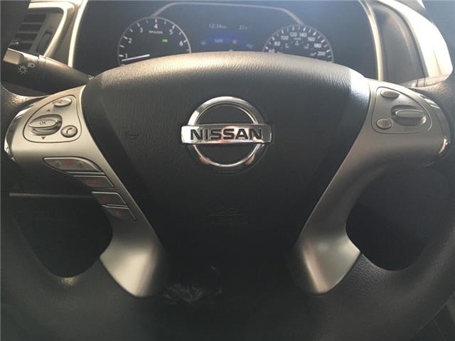 2017 Nissan Murano S (Stk: P0684) in Owen Sound - Image 11 of 11