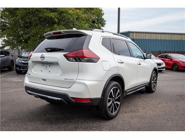 2018 Nissan Rogue SL (Stk: U6692) in Welland - Image 5 of 16