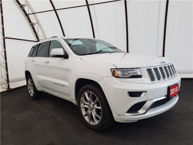 2015 Jeep Grand Cherokee Summit (Stk: 1817441) in Thunder Bay - Image 1 of 30