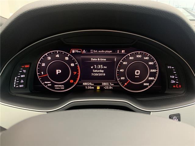 2018 Audi Q7 3.0T Progressiv (Stk: L8758) in Oakville - Image 18 of 26