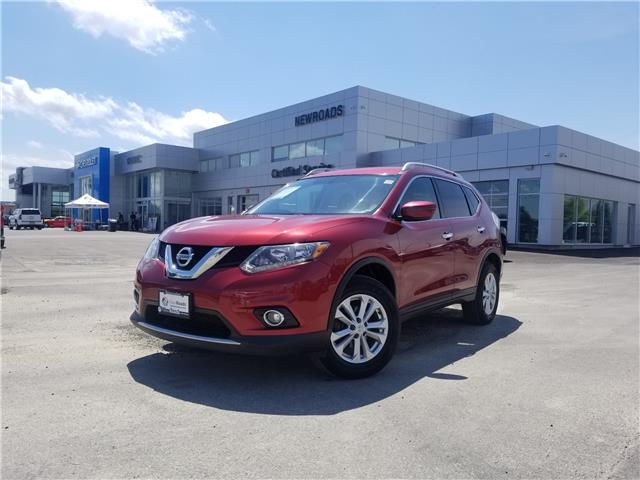 2016 Nissan Rogue SV (Stk: Z276808AA) in Newmarket - Image 1 of 27