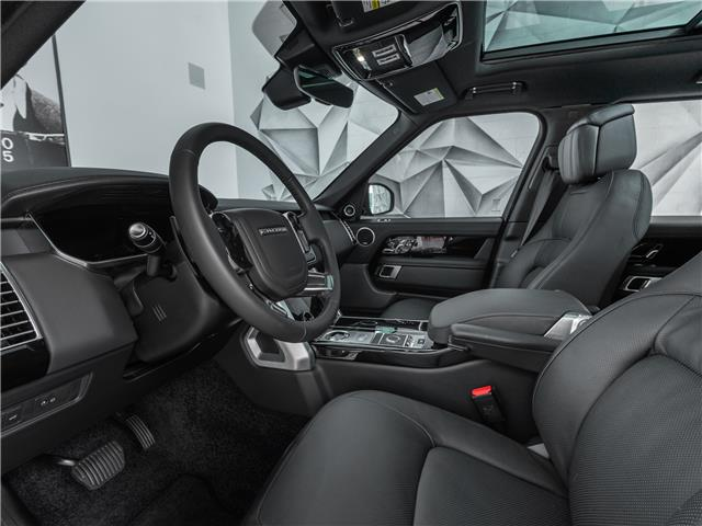 2019 Land Rover Range Rover 5.0L V8 Supercharged (Stk: SALGS2RE0KA549030) in Woodbridge - Image 13 of 35