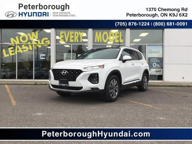 2019 Hyundai Santa Fe Luxury (Stk: H12024) in Peterborough - Image 1 of 16