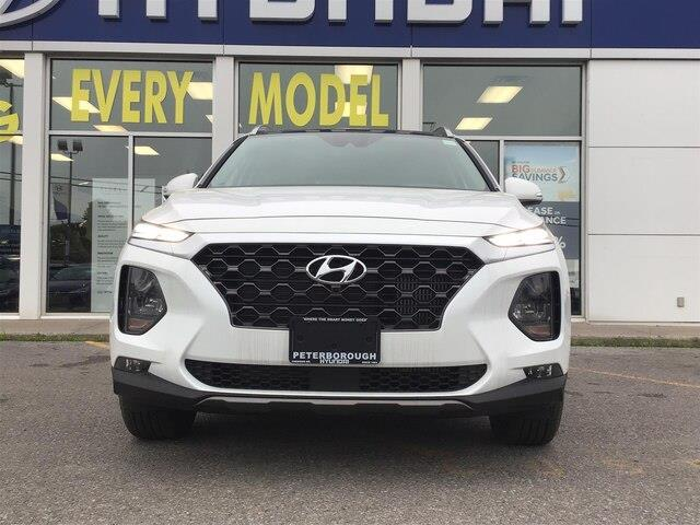 2019 Hyundai Santa Fe Luxury (Stk: H12024) in Peterborough - Image 3 of 16
