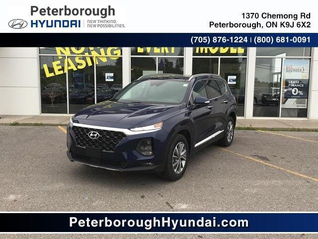 2019 Hyundai Santa Fe Luxury (Stk: H12051) in Peterborough - Image 1 of 19