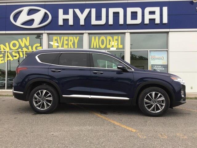 2019 Hyundai Santa Fe Luxury (Stk: H12051) in Peterborough - Image 6 of 19