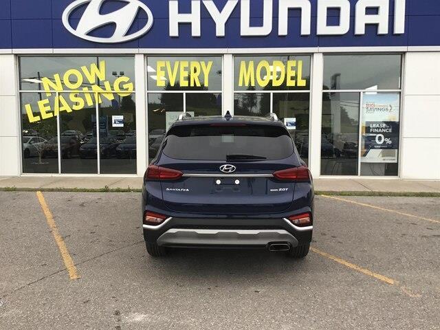 2019 Hyundai Santa Fe Luxury (Stk: H12051) in Peterborough - Image 7 of 19