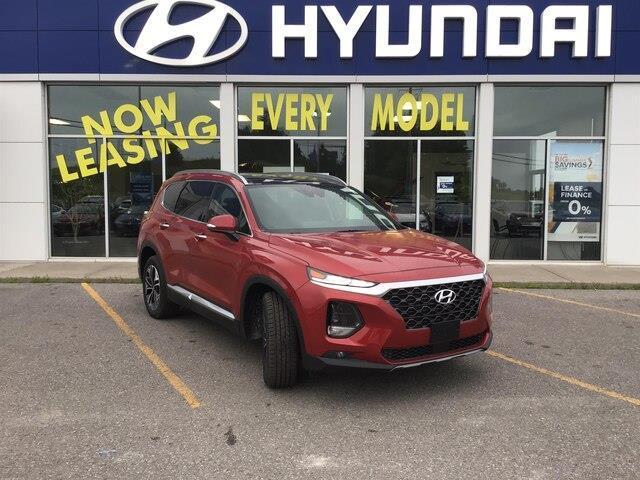 2019 Hyundai Santa Fe Ultimate 2.0 (Stk: H12126) in Peterborough - Image 5 of 19