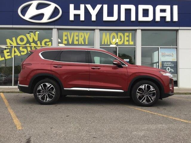 2019 Hyundai Santa Fe Ultimate 2.0 (Stk: H12126) in Peterborough - Image 6 of 19
