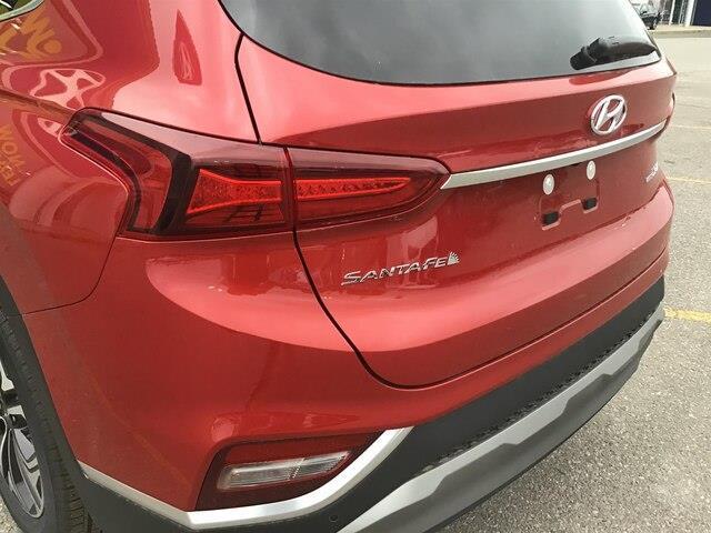 2019 Hyundai Santa Fe Ultimate 2.0 (Stk: H12126) in Peterborough - Image 8 of 19