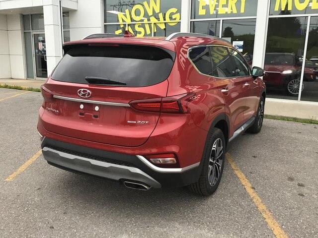 2019 Hyundai Santa Fe Ultimate 2.0 (Stk: H12126) in Peterborough - Image 9 of 19