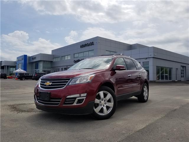 2017 Chevrolet Traverse Premier (Stk: J270965A) in Newmarket - Image 1 of 30