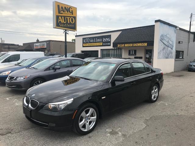 2008 BMW 535 xi (Stk: 6075) in Etobicoke - Image 1 of 15