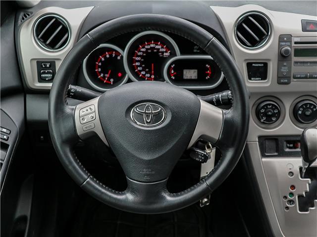 2009 Toyota Matrix XR (Stk: 12292G) in Richmond Hill - Image 10 of 22