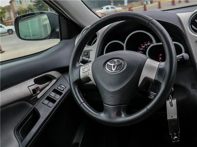 2009 Toyota Matrix XR (Stk: 12292G) in Richmond Hill - Image 11 of 22