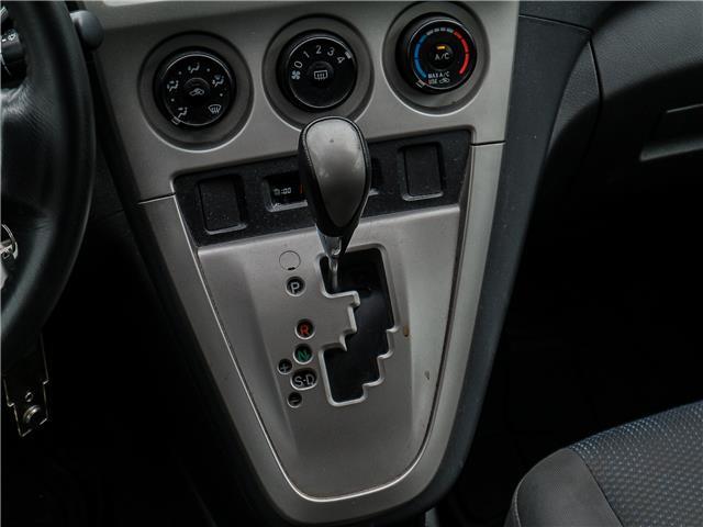 2009 Toyota Matrix XR (Stk: 12292G) in Richmond Hill - Image 13 of 22