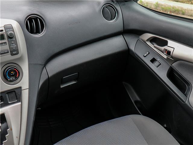 2009 Toyota Matrix XR (Stk: 12292G) in Richmond Hill - Image 14 of 22