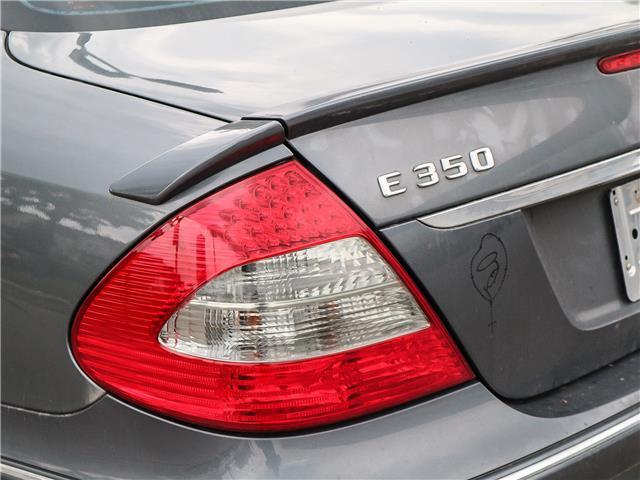 2008 Mercedes-Benz E-Class Base (Stk: 12291G) in Richmond Hill - Image 4 of 9