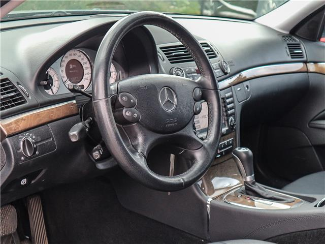 2008 Mercedes-Benz E-Class Base (Stk: 12291G) in Richmond Hill - Image 5 of 9