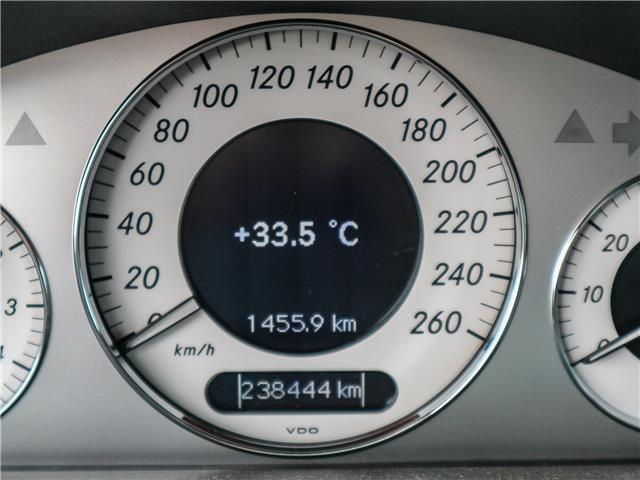 2008 Mercedes-Benz E-Class Base (Stk: 12291G) in Richmond Hill - Image 9 of 9