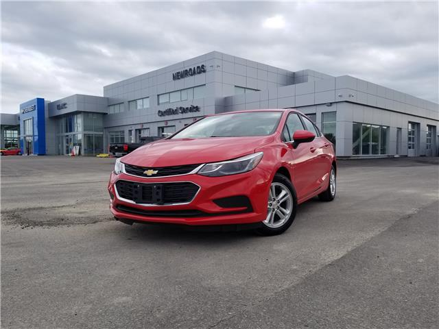 2018 Chevrolet Cruze LT Auto (Stk: N13495) in Newmarket - Image 1 of 27