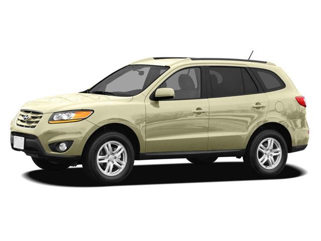 2010 Hyundai Santa Fe  (Stk: U10544) in Barrie - Image 1 of 1