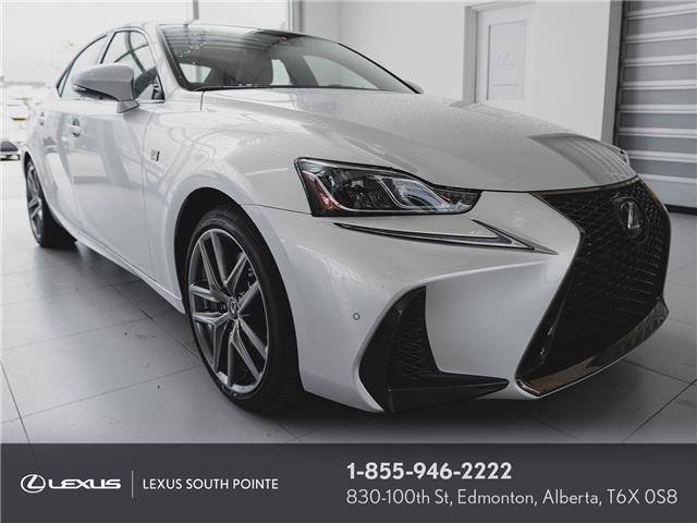 2019 Lexus IS 350 Base (Stk: L900611) in Edmonton - Image 1 of 19